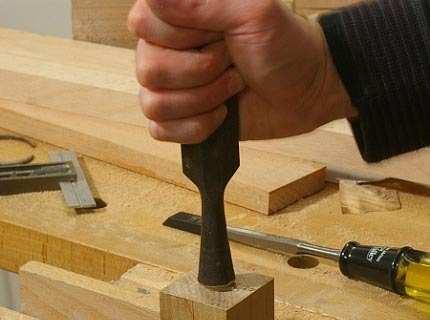 Слесарное зубило – незаменимый дедовский инструмент