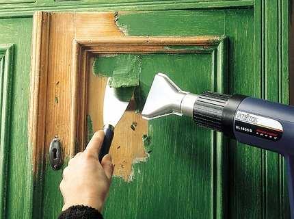 Фен строительный: применение в ремонтных работах и не только