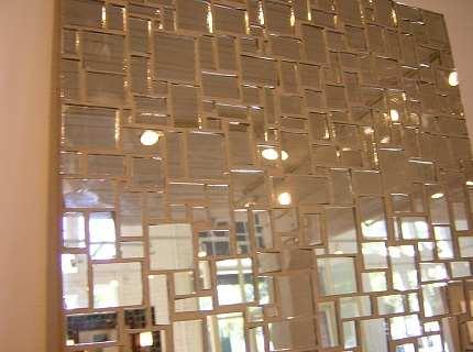 Зеркальная плитка – осваиваем правила выбора для ванной, коридора и кухни