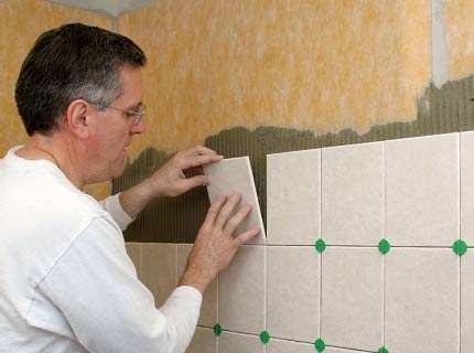 Укладка плитки своими руками для достижения нужного результата