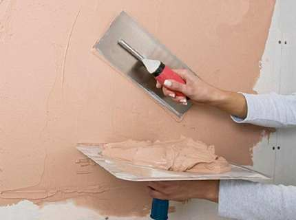 Штукатурка стен своими руками внутри и снаружи помещения