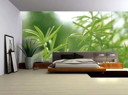 Фотообои для спальни для гармоничной и уютной обстановки