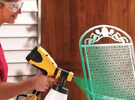 Как выбрать краскопульт для домашнего применения?