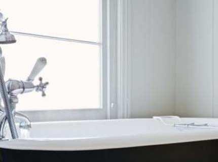 Штукатурка для ванной комнаты, осваиваем технику