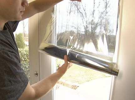 Тонирование стекол или как защититься от солнца самостоятельно?
