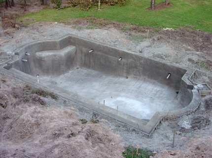 Как построить бассейн своими руками – делаем курорт на дачном участке