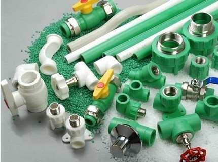 Труба полипропиленовая водопроводная – отличительные особенности и монтаж