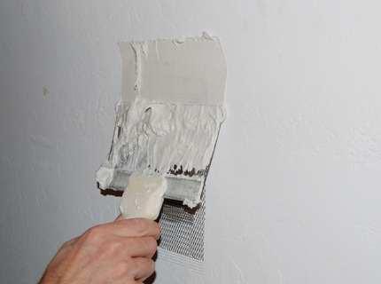 Подготовка стен к шпаклевке как залог успешной отделки