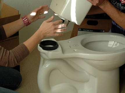 Изучаем устройство сливного бачка унитаза на случай ремонта