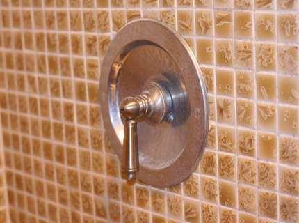 Чем неудобна мелкая плитка и что зависит от ее размеров?
