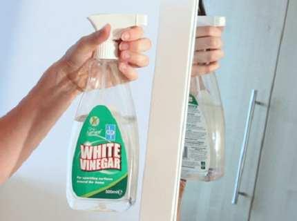 Как почистить матовое стекло, и какие средства при этом использовать?