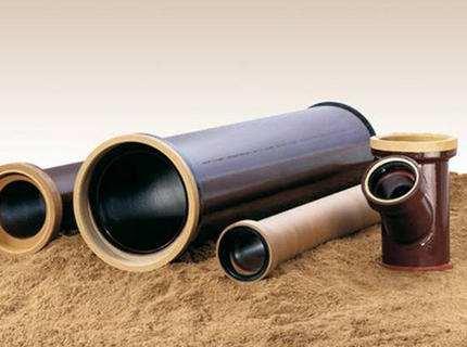Трубы керамические – практичный вариант для хозяйства