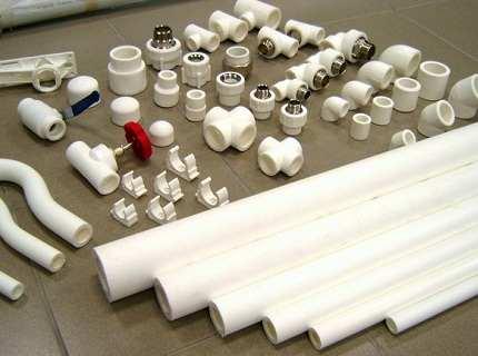 Полипропиленовые канализационные трубы – надёжная конструкция вашей канализации