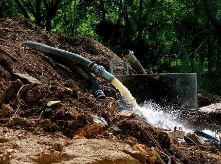 Откачка канализации как неизбежный этап её эксплуатации