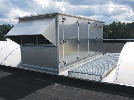 Приточно-вытяжная вентиляция или как сделать воздух в помещении чище?