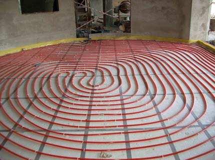 Утеплитель под ламинат – осваиваем укладку на бетонную стяжку или лаги