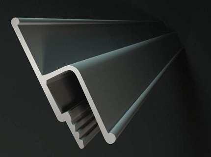 Алюминиевый профиль Т-образный и прочая эквилибристика в строительстве