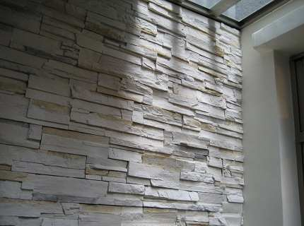 Плитка фасадная под камень – дух старины в современном стиле