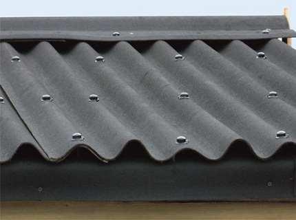 Кровля из ондулина – сделаем качественную крышу без особого труда