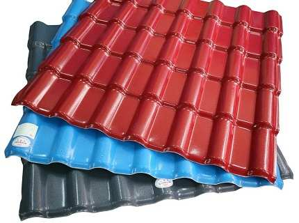 Шифер пластиковый – новые разработки в кровельном деле