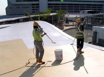 Сухая гидроизоляция – защитим помещения от влаги