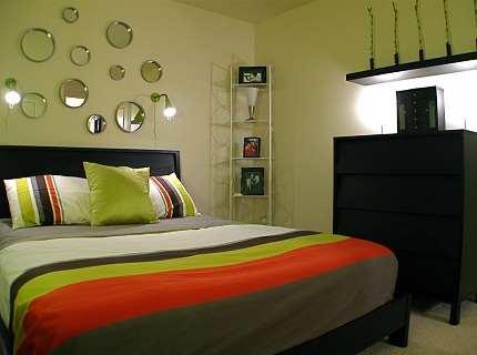 Уютная спальня – уголок спокойствия после трудного дня