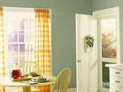 Цветовая гамма красок в декоре вашего дома