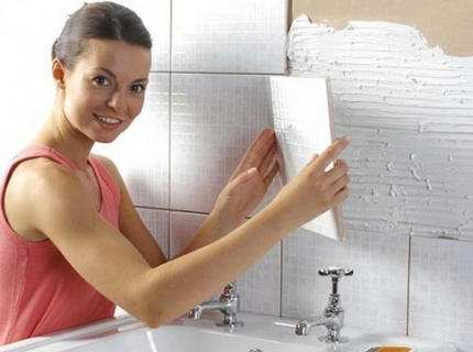 Расход клея для плитки на 1м2, или организуем укладку правильно