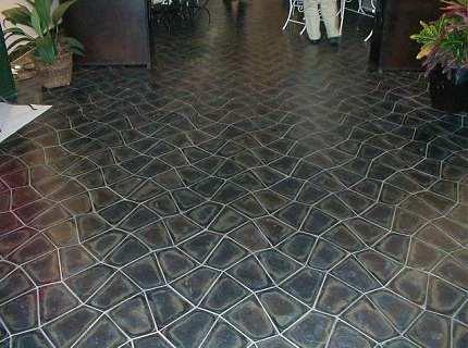 Базальтовая плитка – кусочек вулкана у вас дома