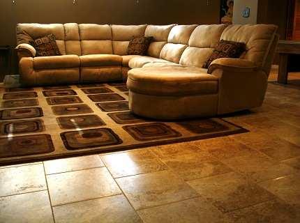 Напольная плитка (керамогранит) – универсальный материал для облицовки на долгие годы