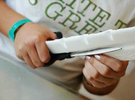 Чем резать пенопласт – обзор приемов