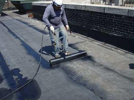 Кровельные наплавляемые материалы или как защитить крышу от влаги?