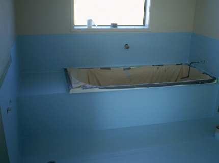 Обмазочная гидроизоляция для ванной – закрываем влагу на замок