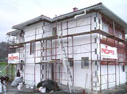 Утепление фасадов – изучаем подходы и этапы работы