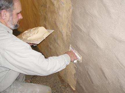 Объемная штукатурка стен, или простые шаги для создания шедевра