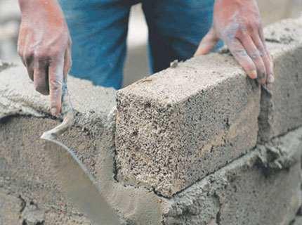 Расширяющийся цемент для сложных ситуаций