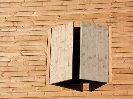 Фасадная доска – отменная косметика для вашего дома