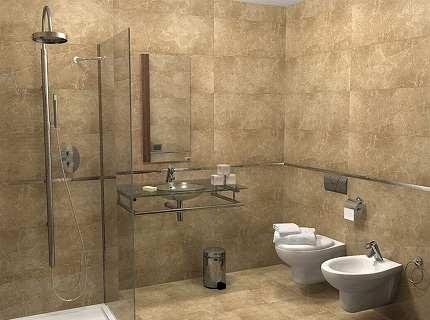 Пластиковая плитка для стен в интерьере вашего дома
