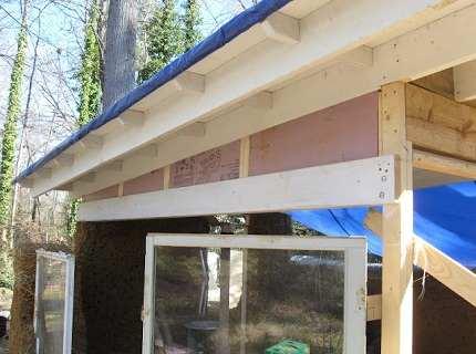 Ветровая доска – украшаем крышу с практической пользой