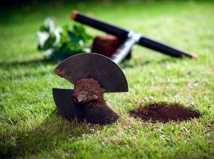 Бур садовый ручной – делаем сами инструмент для дачного участка