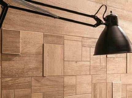Плитка под дерево – выгодное сочетание практичности и привлекательности