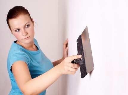 Финишная шпаклевка стен – эффективное завершение для лучшего начала