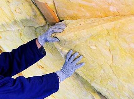 Утепление фасадов минеральной ватой – современная альтернатива пенопласту