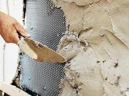 Штукатурка стен и потолки из гипса – как сделать быстро и надежно?