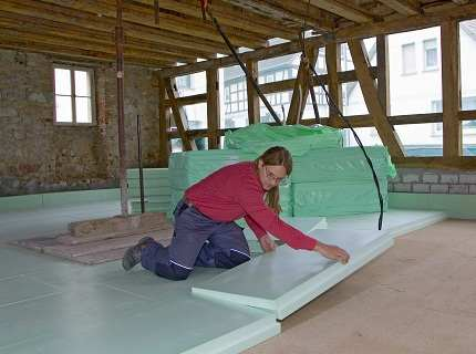 Утепление каркасного дома: легче конструкция – больше возможностей