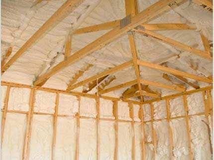 Утепление стен пенопластом изнутри – просто и доступно