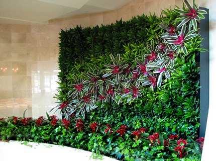 Вертикальное озеленение сада при небольшой площади участка