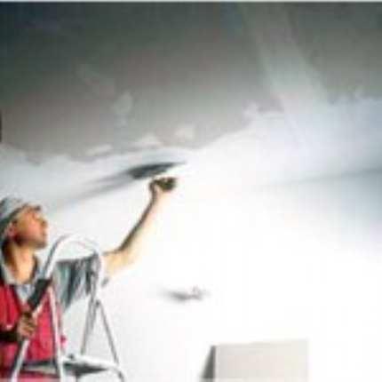 Подготовка к покраске стен из гипсокартона
