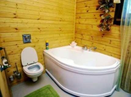 Почему стоит использовать древесину в ванной комнате