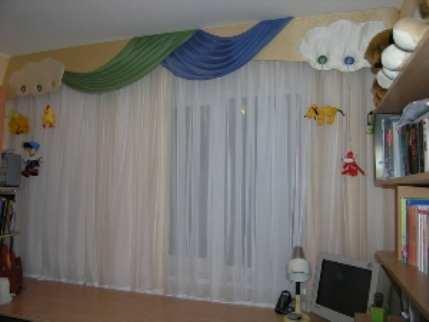 Выбираем шторы для детский комнаты